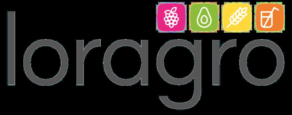 Logo Loragro en format png grand format